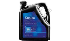 SUNISO 4GS полусинтетическое холодильное масло